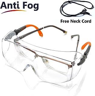 DeWalt Auger Safety Glasses Mens Unisex Durable Eyewear PPE