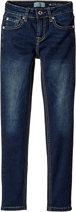 7 For All Mankind Kids - Denim Jeans in Dark Canterbury (Big Kids)