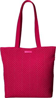 Vera Bradley Iconic Tote Bag Passion Pink One Size