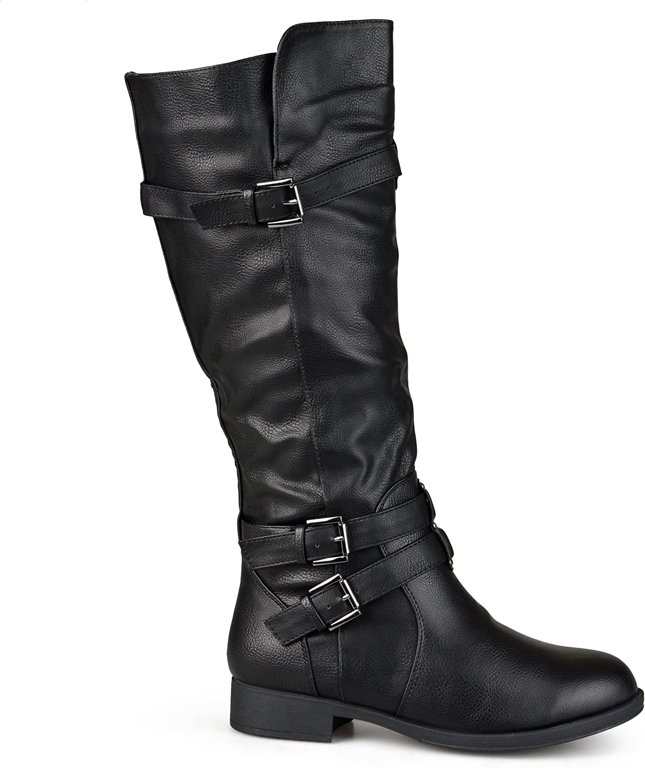 Brinley Co Womens Buffalo Knee High Boot