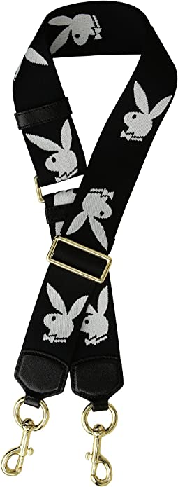 Marc Jacobs Playboy Webbing Strap