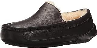 Men's Ascot Slipper, Black, 17 M US