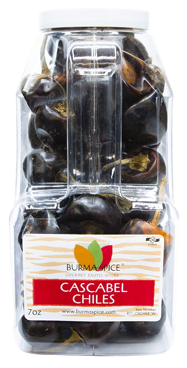 Cascabel Outstanding Chiles Dried Whole Finally resale start Chile with Smo Mild Peppers Heat