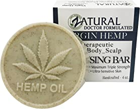 hemp body soap
