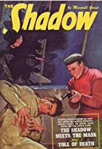 The Shadow #143: The Shadow Meets the Mask & Toll of Death