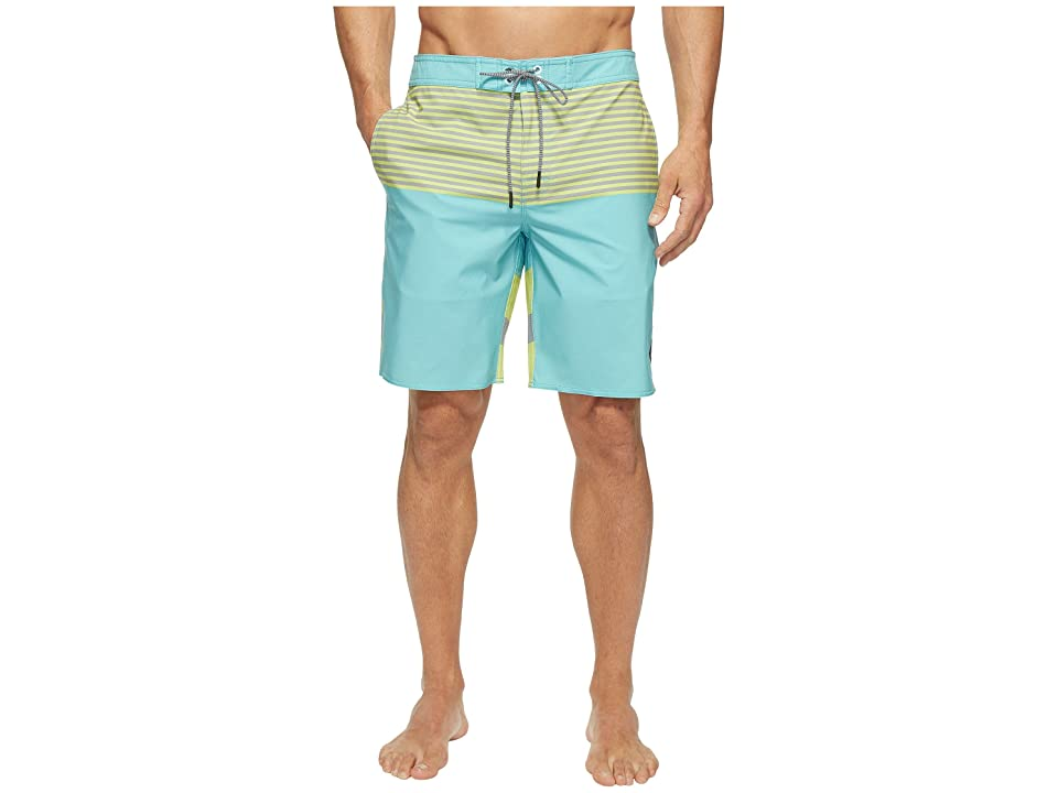 RVCA Vice Tri Trunk (Nile Blue) Men