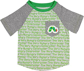 The World Of Eric Carle Toddler Boys' The Very Hungry Caterpillar Raglan Top