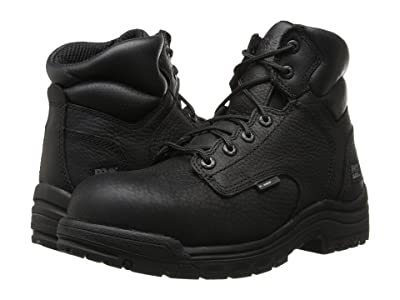 Timberland PRO TiTAN(r) 6 Composite Toe (Black) Men
