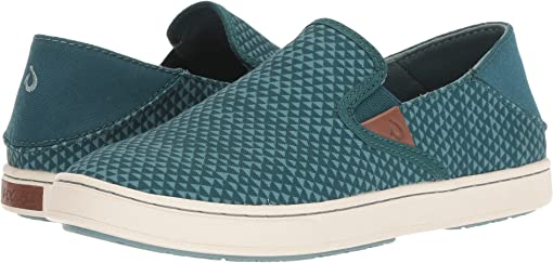 Deep Teal/Triangle