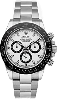 Daytona Mechanical (Automatic) White Dial Mens Watch 116500LN (Certified Pre-Owned)