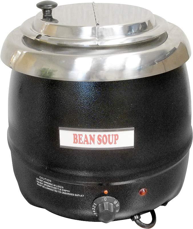 Winco ESW 66 Electric Soup Warmer 10 5 Quart