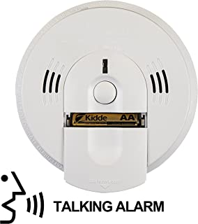carbon and smoke detector