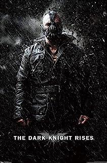 "Trends International DC Comics Movie - The Dark Knight Rises - Bane Rain Wall Poster, 22.375"" x 34"", Premium Unframed Version"