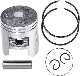 NICHE Piston Wristpin Ring Kit For Honda NQ50 Spree SB50 Elite 13101-GS6-505 13106-GK8-306