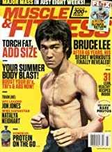 Muscle & Fitness Magazine (July, 2019) Bruce Lee After 46 Years, His Secret Workouts Finally Revealed