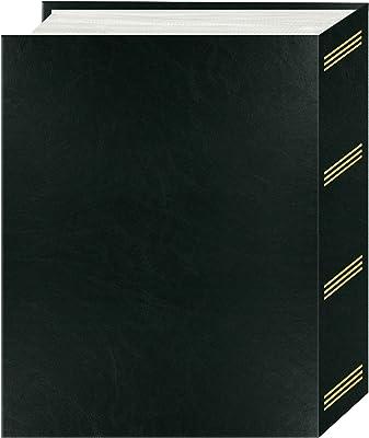"Pioneer Photo Albums A4-100 Black Photo Album, 100 Pockets 4""x6"""
