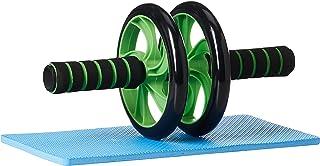 Skyland Unisex Adult EM-9341-G Double Wheel Abs carver - Black and Green