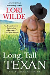 Long, Tall Texan (previously published as There Goes the Bride) (Wedding Veil Wishes Book 1) Kindle Edition