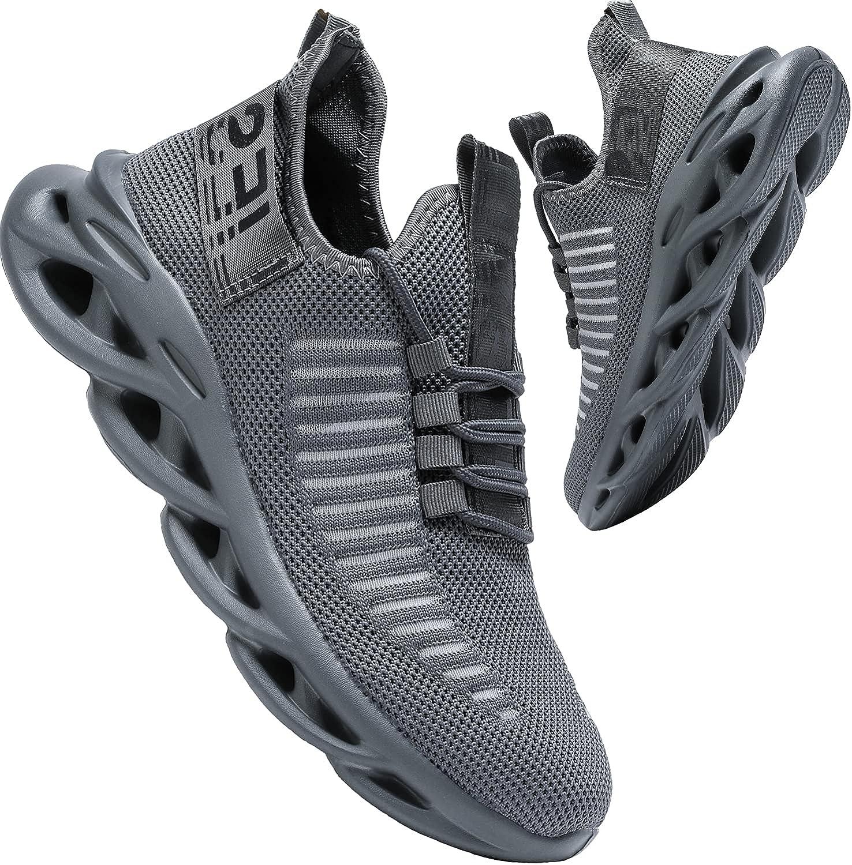 koppu Max 89% OFF Mens Womens Ultra safety Lightweight Slip-on Running Walking Shoe
