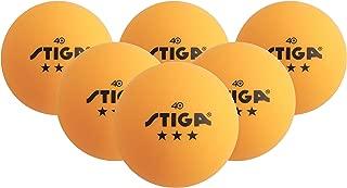 STIGA Twelve 3-Star Table Tennis Balls