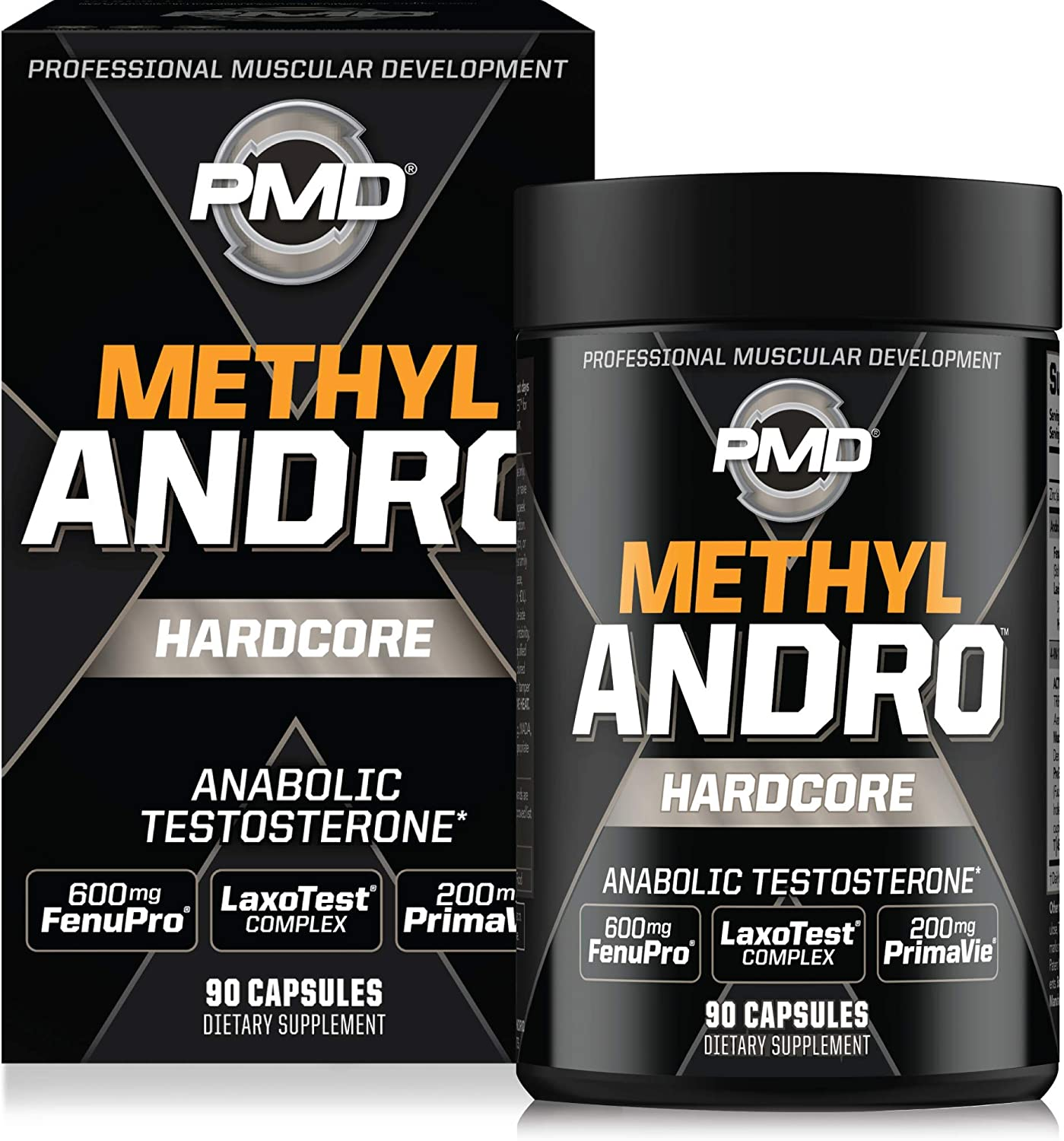 PMD Sports Cheap bargain Methyl Andro Hardcore for Superlatite - Testosterone Le Amplifies