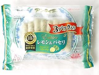 #505742 日本ハム アンティエ レモン&パセリ 無塩せき ウィンナーソーセージ 140g(8本入)×3パック入り