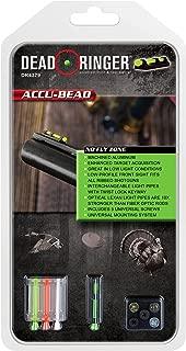 Dead Ringer Universal Shotgun Sight Accu-Bead, Low Profile, Easy Install