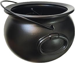 "GiftExpress 8"" Black Cauldron Kettle"