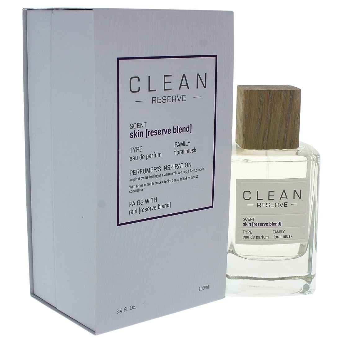 勢い参照誤解◆【CLEAN】Unisex香水◆クリーン リザーブ スキン オードパルファムEDP 100ml◆