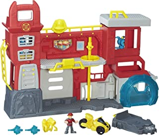 transformer toy house