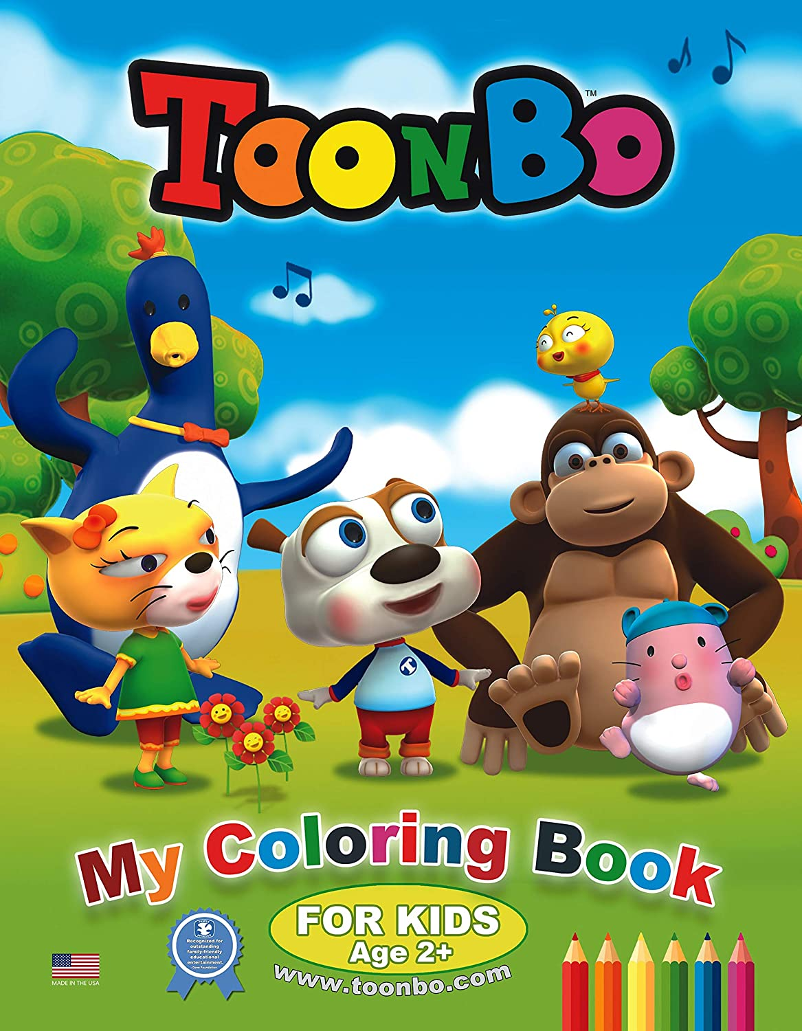 TOONBO First Edition Ranking TOP11 Max 55% OFF Book Coloring