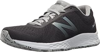 Women's Fresh Foam Arishi V1 Running Shoe, Phantom/Black, 11 B US