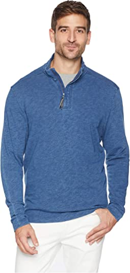 Francis 1/4 Zip Pullover French Terry