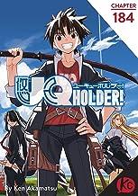 UQ HOLDER! #184 (English Edition)