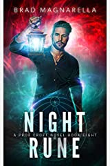 Night Rune (Prof Croft Book 8) Kindle Edition