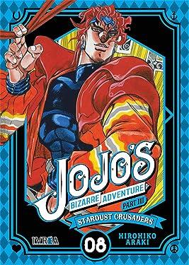 Jojo' s Bizarre Adventure Parte 3: Stardust Crusades 8 (Spanish Edition)