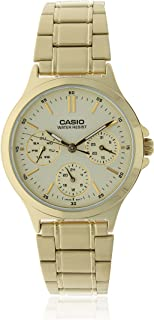 Casio LTP-V300G-9A Watch For Women
