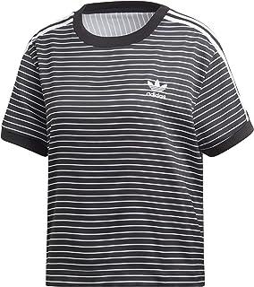 アディダス オリジナルス(adidas originals) 【アディダスオリジナルス】レディースTシャツ(3 STRIPES TEE)