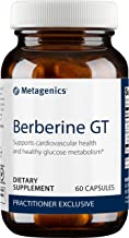 Metagenics Berberine GT - Supports Cardiovascular Health and Healthy Glucose Metabolism* | 60 Count