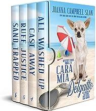 Cara Mia Delgatto Box Set Books 3-6: Cara Mia Mystery Series (Cara Mia Delgatto Mystery Series)