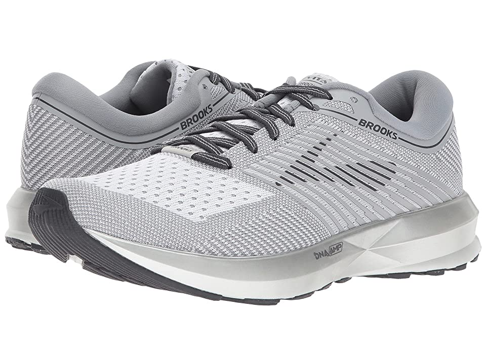 Brooks Levitate (White/Silver) Women