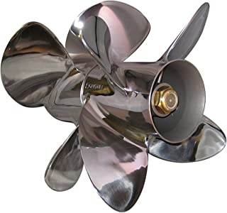 Four By 4 Bravo Three Propellers for Mercruiser 3 (18 Pitch)