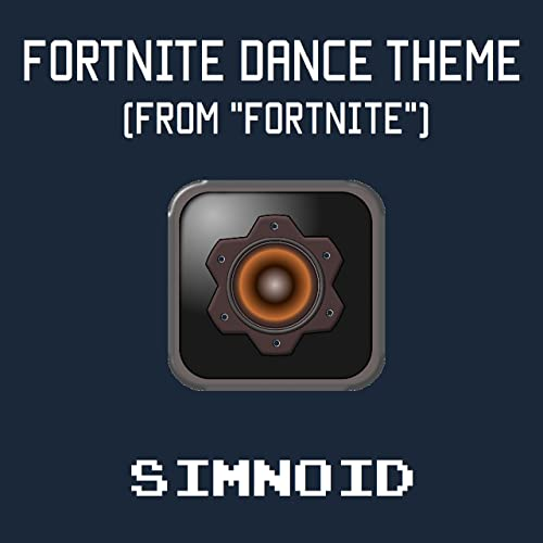 Fortnite Dance Theme From Fortnite By Simnoid On Amazon - fortnite nerd out roblox id