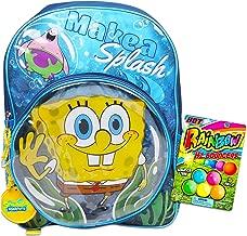 small spongebob backpack
