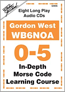 In-Depth Morse Code Learning Course for 0-5 WPM
