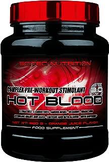 hot blood scitec