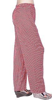MUKHAKSH Women's Cotton Printed Pajama ( Women Pajamas (Pack of 1) (5XL)_Multicolor_XXXXX-Large)