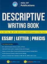 Descriptive Writing Book for SBI, IBPS, SSC CGL, NABARD Grade-A, RBI Grade-B & Other Competitive Exams.