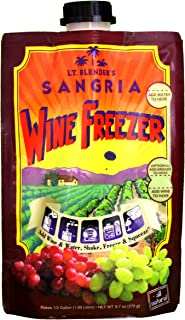 Lt. Blender's Wine Freezer Sangria, 9.7-Ounce Pouch (3)