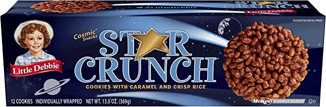 Little Debbie Star Crunch - 8 Pack